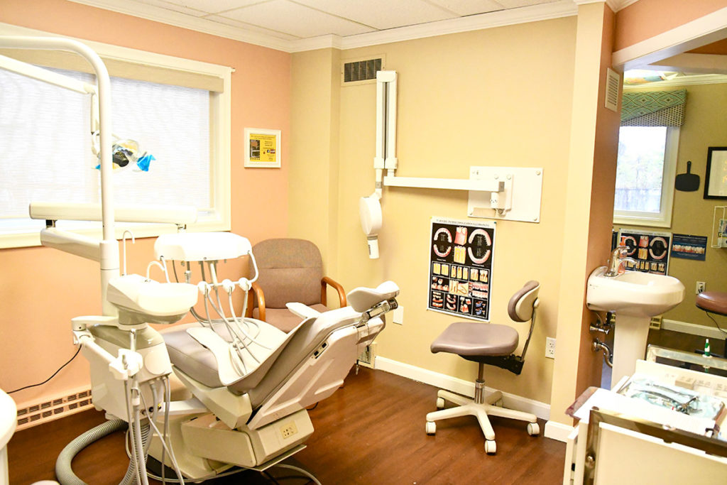 Dental Hygienist Office