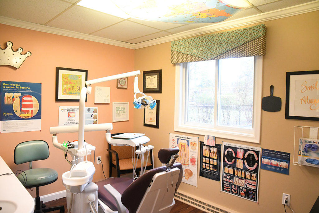 Dental Hygienist Office