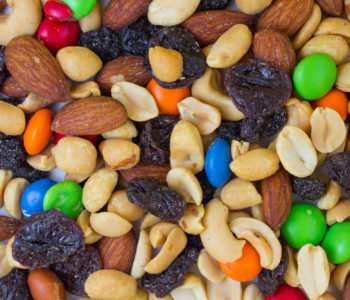 Sweet and Salty Nut and Candy Mix